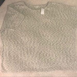 GAP short sleeve sweater - marble print - NWT